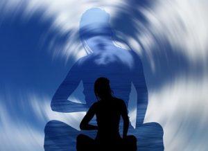 Meditatie en yoga versus stress