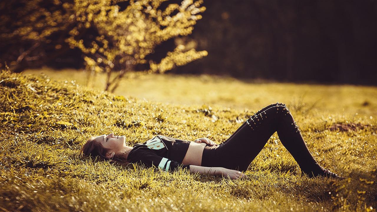 Ontspanningsoefeningen om stress te verminderen