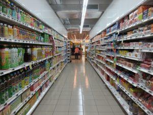 ik heb nog één hobbel te gaan en dat is de supermarkt