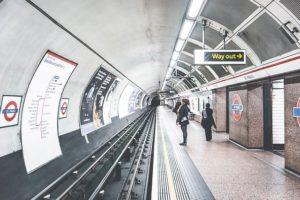 In de ondergrondse in Londen, kwamen de klachten terug als nooit weggeweest