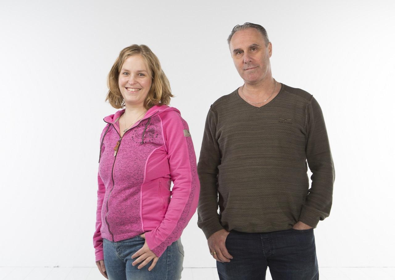 Sanne en Rob van HyperVen